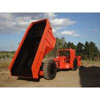 Buy cheap Orange 12 Tons Underground Mining Truck , Gold Mining Drilling Equipment from wholesalers