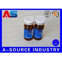 Buy cheap RX 10ml Vial Labels Silver Foil Metallic Printing For Laboratory Injection Multiple-Dose Vial from wholesalers