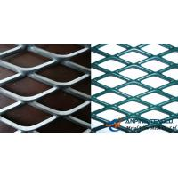 Buy cheap Low Carbon Steel Expanded Metal Mesh, With Galvanized & PVC Coated from wholesalers