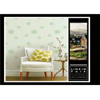 Buy cheap Fashion PVC Classic Vintage Wallpaper Removable For Sitting Room , Easy To Clean product