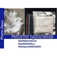Buy cheap Metformin hydrochloride For Treatment Of Diabetes CAS:1115-70-4 from wholesalers
