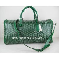 Buy cheap Free shipping green Goyard Croisiere handbag from wholesalers