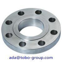Buy cheap STD Class 600 4 Inch ASME SB167 NO8811 Forged Steel Flanges ASME B16.5 from wholesalers