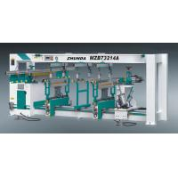 Buy cheap Solid Wood Board Drilling Multi Boring Machine With PLC Micro Computer Control System from wholesalers