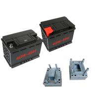 Buy cheap Transparent Car Battery Mould Tpe Injection Molding Hot runner Corrosion Resistance from wholesalers