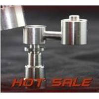 Buy cheap new style 14 19mm domeless titanium nail with male & female joint from wholesalers