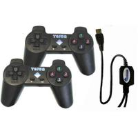Buy cheap PC-USB duoble game controller from wholesalers