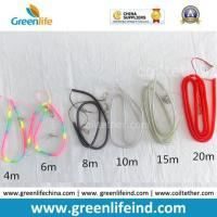 Buy cheap Customized Different Type Fishing Retention Wire Safety Lanyard Holder from wholesalers