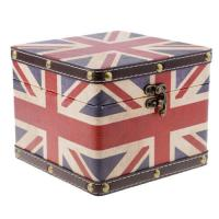Buy cheap Retro Wood Box Storage Jewelry Bracelet Case Wooden Gift Holder Case from wholesalers