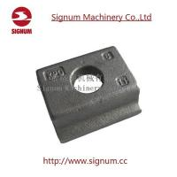 Buy cheap Rail clamp for railroad construction/Railway fasteners rail clamp KPO clamp/KPO rail clamp from wholesalers