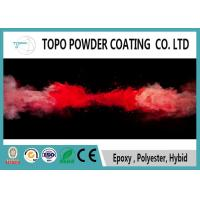 Buy cheap RAL 1013 Oyster White Heat Resistant Powder Coat 50kg / Cm Drop Hammer from wholesalers