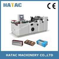 Buy cheap Toy Box Forming Machinery,Box Making Machine,Paper Bag Making Machine,Envelope Making Machine from wholesalers