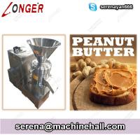 Buy cheap Stainless Steel Peanut Butter Grinding Machines Price|Peanut Paste Grinder Machine for Factory from wholesalers