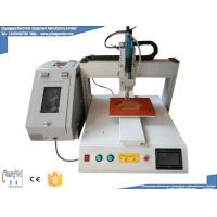 Buy cheap Absorption Type Automatic Screw Tightening Machine With PLC Control from wholesalers