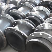 Buy cheap Rare Earth Alloy Wear-resisting Casting Flanged Pipe from wholesalers