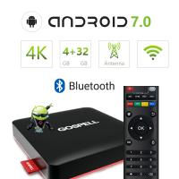 Buy cheap Android Smart TV Box OTT Set Top Box 3D Video Playing 4K from wholesalers