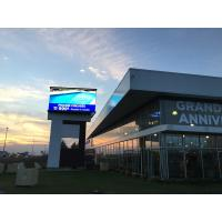 Buy cheap WIFI Control Outdoor Programmable Led Signs P8.46 P10.16 Front Maintanence Structure from wholesalers