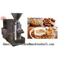 Buy cheap Peanut Butter Grinding Machine|Almond Grinder|Sesame Tahini Grinding Machine Price from wholesalers