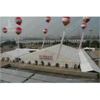 Buy cheap Big Solid ABS Wall Aluminium Frame Marquee Commercial Renting Tents For Events from wholesalers