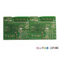 Buy cheap One Stop Service Industrial Circuit Board For Controller High Tg Fr4 Material from wholesalers