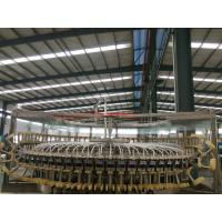 Buy cheap 304 Stainless Steel Glass Bottle Washing Filling Capping monoblock  Machine 220V Or 380V Voltage product