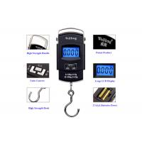 Buy cheap High Precision Travel Bag Weight Scale , Blue Backlit Hand Luggage Scale from wholesalers