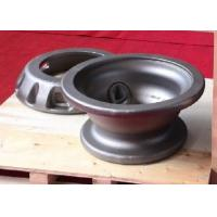Buy cheap Finish Painting Resin Sand Casting Spacer Wheel With Accurate Dimension from wholesalers