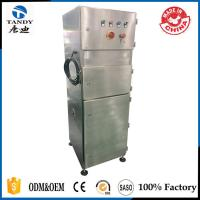 Buy cheap Bag House Cartridge Dust Collector/Anti-Static Pleated Filter Cartridge Dust Collector from wholesalers