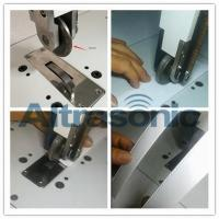 Buy cheap Rotatory Ultrasonic Welder For Sealing / Cutting Nylon Laminated Fabric Filtering Paper from wholesalers