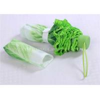 Buy cheap Vegetable Shape Unique Rain Umbrellas Jade Color High Simulation Cabbage Umbrella from wholesalers