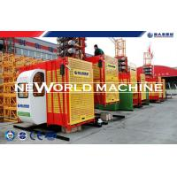 Buy cheap 400 M 33kw SC200 Cage Hoist / Customized Construction Hoist Safety from wholesalers