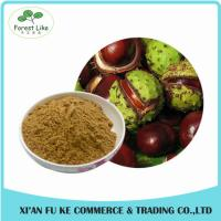 Buy cheap The Manual Harvesting Natural Horse Chestnut Seed Extract Aescin 20%-98% from wholesalers