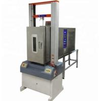 Automatic Control High Low Temperature Test Chamber With Tensile Testing Machine