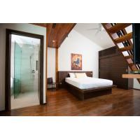 Buy cheap Beach Front Luxury Vacation Villa interior Design Sleeping Room Furniture with Wardrobe from wholesalers