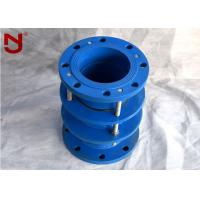 Buy cheap Ductile Iron Pipe Coupling Joint Spigot Pipe End Sprayed Metallic Zinc Coating from wholesalers