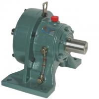 Buy cheap BX series  cycloidal gearbox in blue or customized colour ,in cast iron with good quality from wholesalers