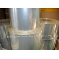 Buy cheap High Shrinkage Rate Transparent BOPP Film Is Environmentally Friendly Packaging Materials product