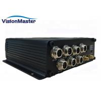 Buy cheap H265 3G 4G WIFI GPS Mobile Digital Video Recorder DVR 4 CH 1080P For Car Bus product