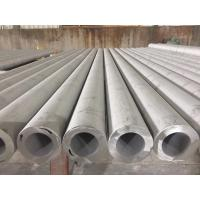 Buy cheap ASTM A312 TP316 / 316L Stainless Steel Seamless Pipe, Pickled Annealed, Bevel End, 100% ET/ HT from wholesalers