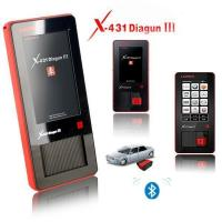 Buy cheap Original Launch X431 Scanner X-431 DIAGUN III Diagnostic Tool Globle Update Online from wholesalers