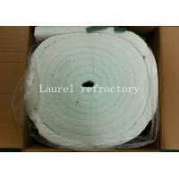 high tensile strength Ceramic Fiber Refractory / Kiln Car Insulation