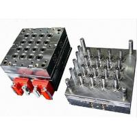 China Household Appliance Plastic Pipe Fitting Mould , PVC Pipe Moulding Hot Cold Runner on sale