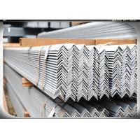 Buy cheap Galvanized Equal Channel Steel Section Profiles , Steel Structure Section from wholesalers