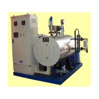 Buy cheap Duct Type Electric Thermal Oil Heater Designed For Heating Medium With Vessel product