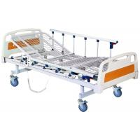 Buy cheap Medical Equipment Home Care Manual Steel Hospital Bed from wholesalers
