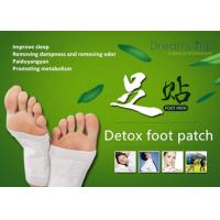 Buy cheap Natural Herbal Bamboo Vinegar Detox Foot Pads Patch Body Pure Cleansing Slim from wholesalers