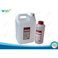 Buy cheap Mek Base Ink Cleaning Continuous Inkjet Solvent For Willett Printer from wholesalers