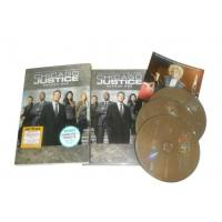 Buy cheap Movie TV Series DVD Box Sets Chicago Justice Season 1 Disney And Pixar. Kids DVD Box Sets from wholesalers