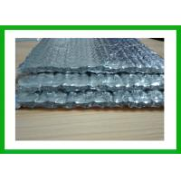 Buy cheap High Temp Soundproofing Double Bubble Foil Insulation For House from wholesalers