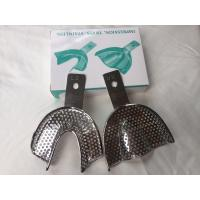 Tiger SS Dental Impression Trays Perforated Made Customized Designed